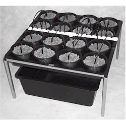 American Hydroponics Econo Add-On Kit