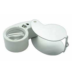 Grower's Edge Magnifier Loupe - 40x