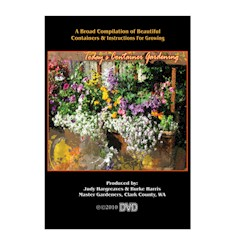 Today's Container Gardening DVD