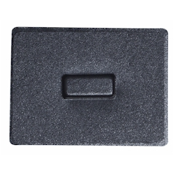 Porthole Cover Black