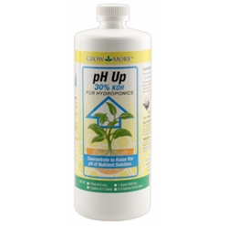 Grow More pH Up 30% Quart