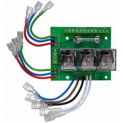 Multi Flow Circuit Board