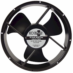 "Ecoplus 10"" Axial Fan  with cord 806 CFM"