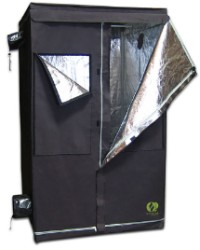 "GrowLab 120 Portable Grow Room - 3'11"" x 3'11"" x 6'7"""