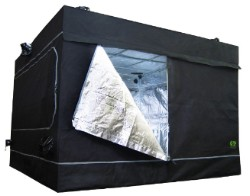 "GrowLab 290 Portable Grow Room - 9'6"" x 9'6"" x 6'7"""