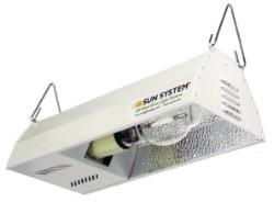 Sun System HPS 150 with Ultra Sun Lamp