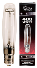 Ultra Sun 400 Watt Sodium Lamp