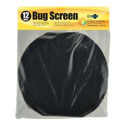 "12"" Bug Screen with Active Carbon Insert"