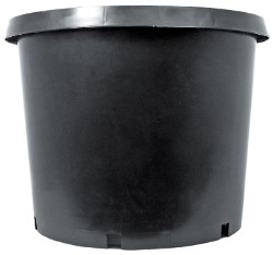 Gro Pro Premium Nursery Pot NC15 pack of 5