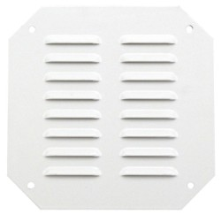 Louvered AC Cover - Control Wizard