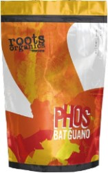 Roots Organics Phos Bat Guano 3 Lb