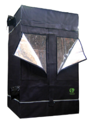 "GrowLab 100 Portable Grow Room - 3'3"" x 3'3"" x 6'7"""