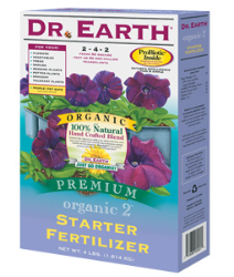 Dr Earth Starter Fertilizer 25LBS