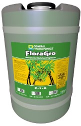 FloraGro Nutrient 15 Gallon