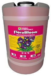 FloraBloom Nutrient 15 Gallon