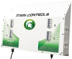 Helios 16 240 Volt 16 Light Controller