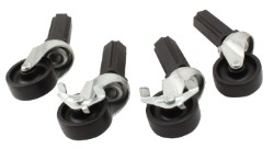 Fast Fit Caster Wheels 4 pack