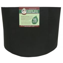 Gro Pro Premium Round Fabric Pot 15 Gallon