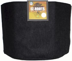 Gro Pro Premium Round Fabric Pot 1000 Gallon