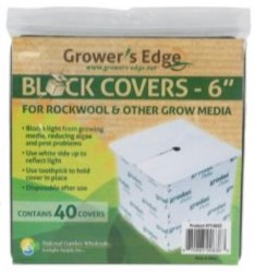 Block Covers 6 inch 40pk