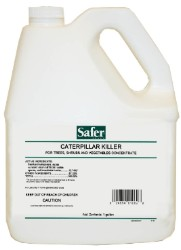 Safer Caterpillar Killer w/ BT 1 Gal Concentrate