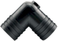Hydro Flow Barbed Elbow 1in Bulk