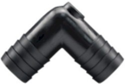 Hydro Flow Barbed Elbow 3/4in case of 100