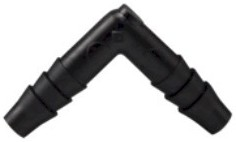 Hydro Flow Barbed Elbow 1/4in Bulk