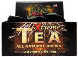 Xtreme Gardening Tea Brews 90gm Pak 20ct Display