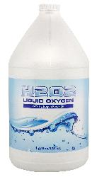 Liquid Oxygen H2O2 34% Gallon
