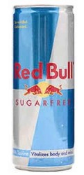 Red Bull Sugar Free Energy Drink 8.4oz