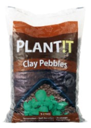 PLANT!T Clay Pebbles 5 Liters