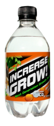 Increase Grow 16oz Charged
