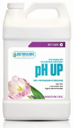 Botanicare pH Up gal, case of 4