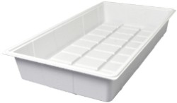 Active Aqua Flood Table 2x4 Premium White