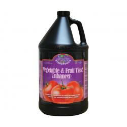 Microbe Life Hydroponics Vegetable & Fruit Yield Enhancer, 1 gal