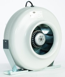 "Can S 600 6"" Inline Centrifugal Fan"