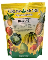 Grow More High Phosphate 10-52-10, 5 lb