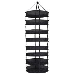 Grower's Edge Dry Rack 2ft W/ Clips