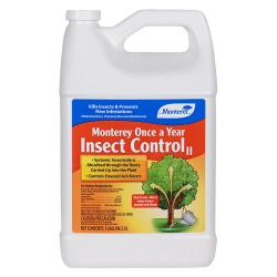 Monterey Once A Year Insect Control II Gallon
