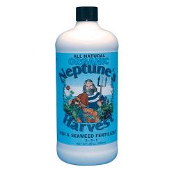 Neptunes Harvest Fish And Seaweed Fertilizer Quart