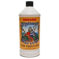 Neptunes Harvest Fish Fertilizer Quart
