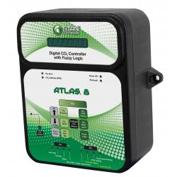 Titan Controls Atlas 8 Digital Co2 Controller with Fuzzy Logic