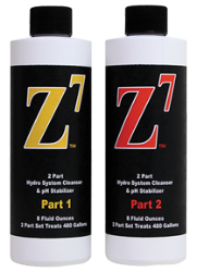 Z7 Enzyme Cleanser 8 oz