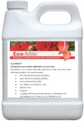 Arborjet Eco-Mite Gallon Concentrate (makes 20 Gallons)