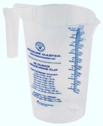 Measure Master Container Graduated 16 Oz / 500 Ml