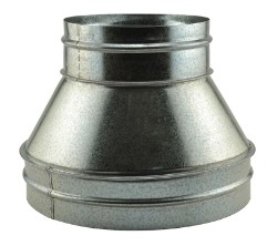 "Ideal-Air Duct Reducer 12"" to- 8"""