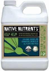 Native Nutrients Kelp Help! Quart