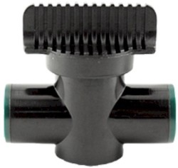 Hydro Flow 1/2in Compression Shut Off Valve pack of 10