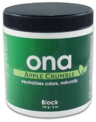 Ona Apple Crumble Block